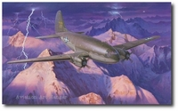 The Hump's Worst Night by Roy Grinnell (C-46 Commando)