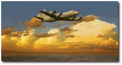 The Hunter by Thomas Smith (P-3C Orion)