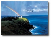 The Light at Kilauea Point  by Jack Fellows (PBY)