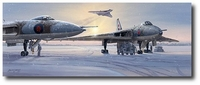 The Persuaders by Philip West (Avro Vulcan)