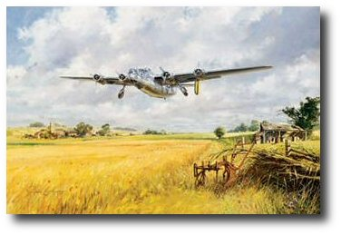 The Sword and the Ploughshare by John Young (B-24)