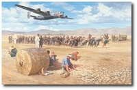 They Built So We Could Fight by Roy Grinnell (B-24 Liberator)