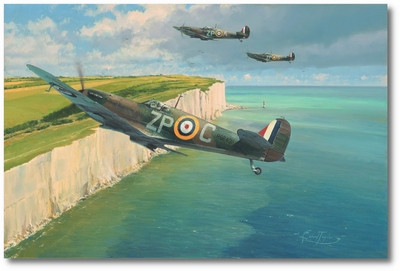 This Sceptred Isle by Robert Taylor (Spitfire)