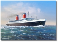 Thoroughbred by Mark Karvon (SS United States)