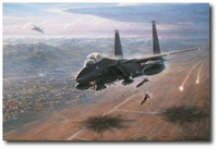 Thunder from the North by Ronald Wong (F-15)