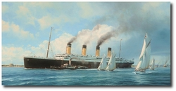 Titanic - Last Farewell by Robert Taylor - Tribute Edition