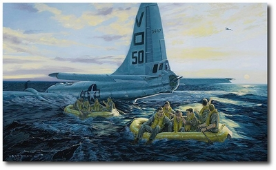 To Fight Another Day by Brian Bateman (B-29 Superfortress)