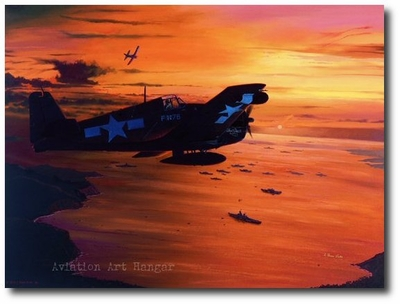 Topaz One at Twilight by Brian Bateman (F6F)