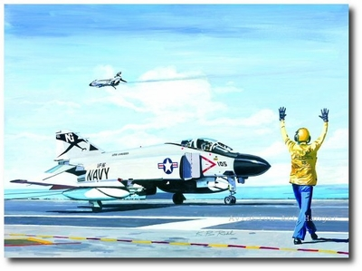 Trap by K. Price Randel (F-4 Phantom)