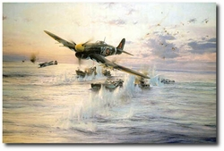 Typhoon Attack by Robert Taylor