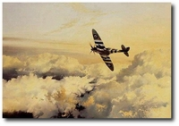 Wings of Glory by Robert Taylor (Spitfire)