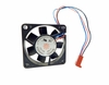 AAVID 12v DC 0.14a 50x10mm 3-Wire FAN 1450223 Ball Bearing