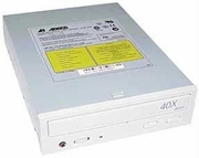 Aboss 40x Max 5.25in IDE Beige CD-Rom Drive ACK-500