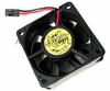 AddA 12v DC 0.13a 60x20mm Brushless Fan AD0612MS-C70GL 145294 NEC 60x60x20mm