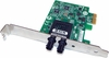 Allied 2711FX/ST Fiber PCIe Card AT-2711FX-ST Fast Ethernet