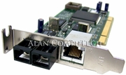 Allied Telesyn Ethernet Card PCI New  AT-2450FTX-L-SC