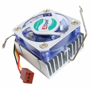 AOpen Heatsink and 40mm Fan with Clip New DFC401012M
