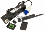 APC Dell 5191E 230v AC 24A Power Distribution Unit Kit DM05RM-EC30 Rev.A12