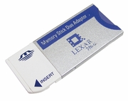 Aperion 128MB Memory Stick Duo With Adaptor NEW 40J7136 MSDAD Lexar Media New Bulk