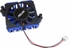 ASUS GeForce FX5600 2-Wire Heatsink-Fan Assy V9560-FAN for:128MB Sony Video Card
