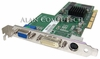 ATI Radeon 7000 64MB DDR VGA DVI-D TV Out 1028310100 AGP Video Card 109-83100-00