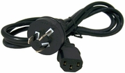 Australia New Zealand 6Ft 250v Power Cord AS-NZS3112