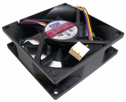 AVC 12v DC 0.7a 80x25mm 4-Wire Fan DA08025R12UPFSR