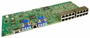 Avocent 16-Port 610-185-503 KVM Main Board 700-170-506