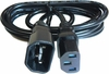 Belkin C13 to C14 6FT AC Ext Power Cord New F3A102-06