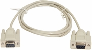 C2G 6' DB9 F/F Null Modem Serial Cable DNULL9F9F06