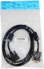 Cables DVI to VGA 6Ft Black Video Cable New DVI-VGA-06