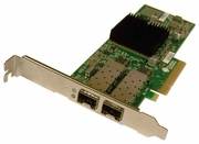 Chelsio 10GB 2-Port PCI-e OPT Adapter Card 110-1088-30 Without Transcivers Ethernet