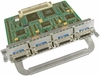 Cisco ASYNC-SYNC 4-Port 4A-S Serial Card CNI79CAAAB Router 4A/S 800-01224-04
