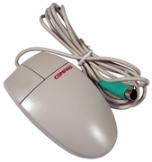 Compaq 2-Button  M-S34 PS2 Opal Mouse 166861-001