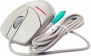Compaq 2-Button PS2 Opal Scroll Mouse New 334689-002