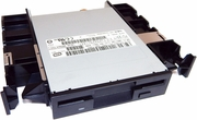 Dell 1.44MB 3.5in FD1231T Black Floppy Drive 6C134 134-50790-520-3 Rev.A00
