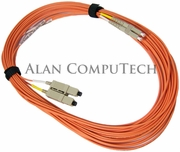 Dell 10M LC-SC Multi-Mode Fiber Channel Cable 8K048