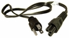Dell 2.5a 125v 3-Prong Black 1 Meter Power Cord New K260C