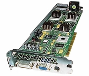 Dell 3DLab 64MB WildCat II 5110 AGP Video Card 0D009