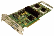 Dell 3DLabs WildCat 5100 AGP DVI-VGA-TV Card 4F758