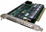 Dell 493 Perc3-DCL 64MB SCSI RAID PCI Controller 9M914 Dual Channel Elite1600 Card