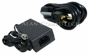 Dell 60w 12VDC 5A 4400 AC Adapter With Cord  New HH099 Cord 806-E00001-003