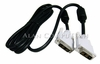 Dell 6ft DVI to DVI Black Cable NEW Bulk 089G1748HAA