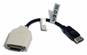 Dell/Amp Display Port - DVID Adapter Cable 23NVR-A 20pin to 24pin 023NVR Bulk