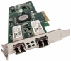 Dell AT-2973SX/LC 2-Port FC LP PCIe Network Card JT31M