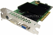 Dell ATi Fire GL2 DV-VGA-TV AGP 64MB Video Card 4R075