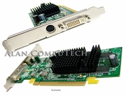 Dell ATi  X300 SE 64MB DVI PCIe Video Card New J3887 Radeon 109-A26000-00