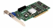 Dell/Diamond 8MB Multimedia AGP Video Card 23130039-401 Fire GL1K VGA