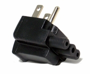 Dell Direct to Wall DuckHead Plug Adapter NEW F2952