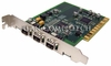 Dell Firewire IEEE 1394 3Prt PCI Adapter 00VFU